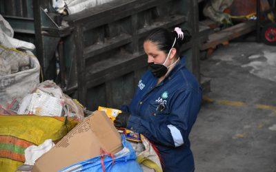 El reciclaje, un oficio para preservar el planeta